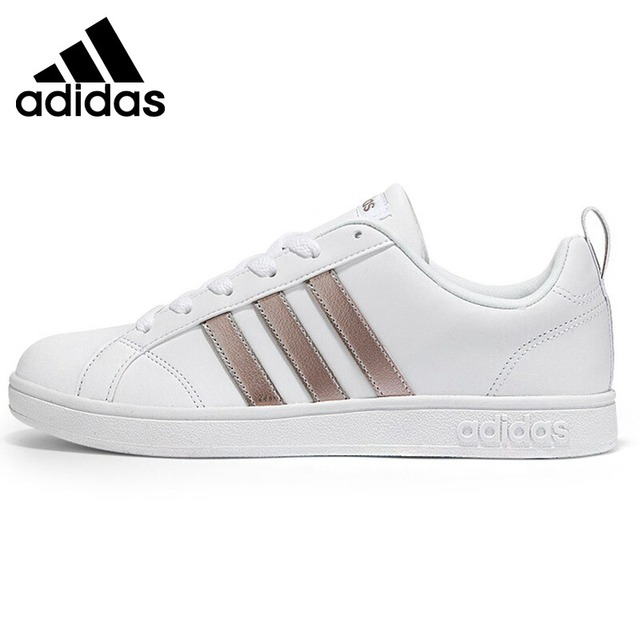 24e613180f8 Original New Arrival 2018 Adidas VS ADVANTAGE Women's Tennis Shoes Sneakers