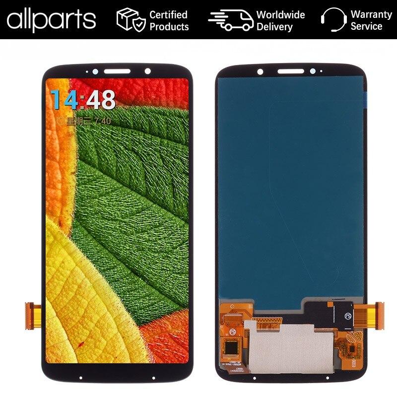 ALLPARTS Pour Motorola Moto Z3 Jouer LCD Écran Écran Tactile Digitizer Écran de Remplacement pour Moto Z3 Jeu XT1929-1 Écran
