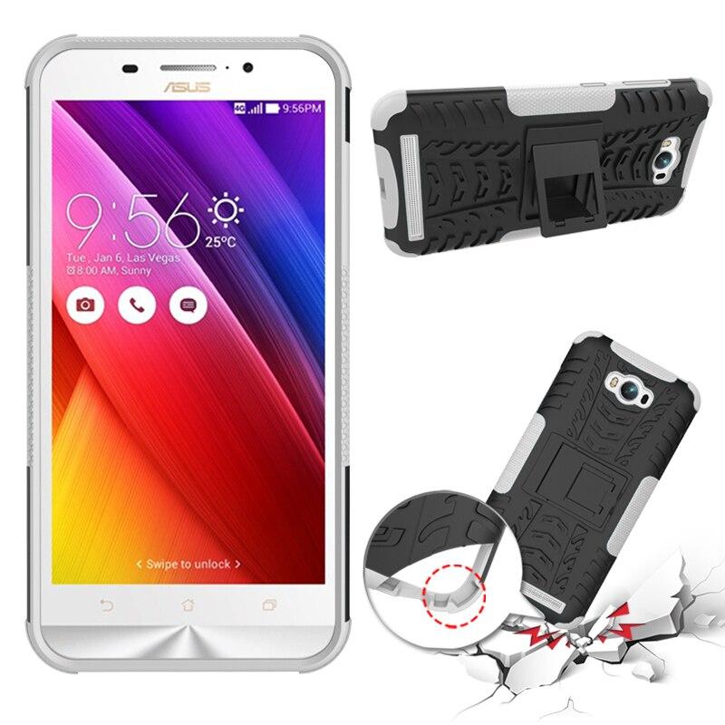 WolfRule Väska Asus Zenfone Max ZC550KL Skydd 5,5 tums mjuk silikon - Reservdelar och tillbehör för mobiltelefoner - Foto 2