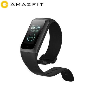 2019 New Amazfit Band 2 Smart Wrist Band Waterproof 5ATM Music Control 5