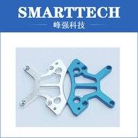 CNC Machined Rapid Prototyping Metal Part Custom Made Aluminum Parts