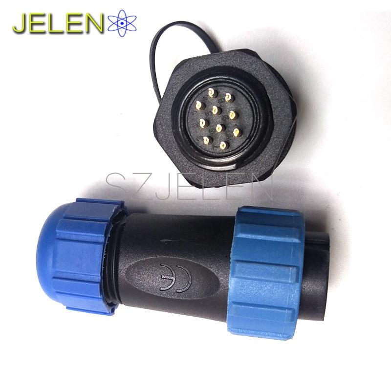 SP2110/P10-SY2112/S10, Waterproof 10 pin connector plug socket, Cable connector+In-line cable connector, LED10 pin connector штампованный диск тзск ваз 2112 5 5x14 4x98 d58 6 et35 s