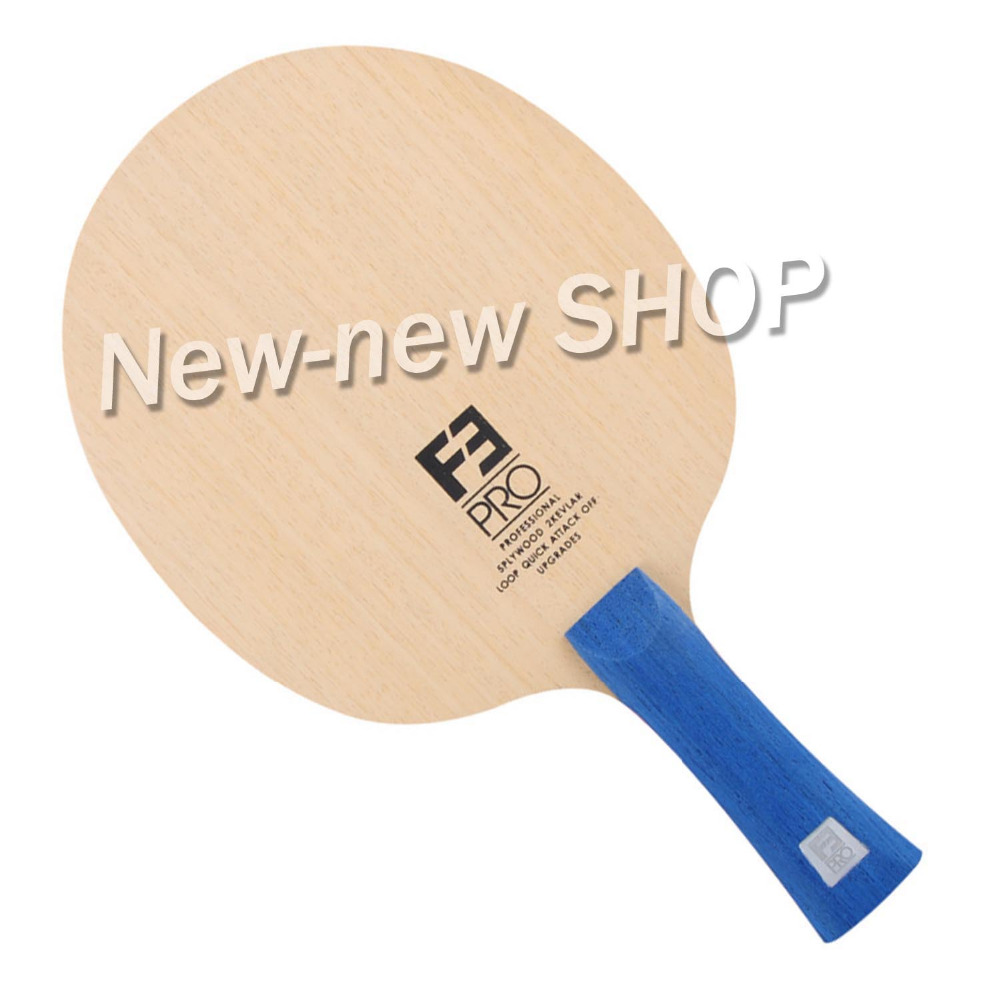 Sanwei F3 PRO Table Tennis Blade Ping Pong Paddle Racket Bat Arylate Carbon 5+2 ALC Premium Ayous Surface OFF++ цены