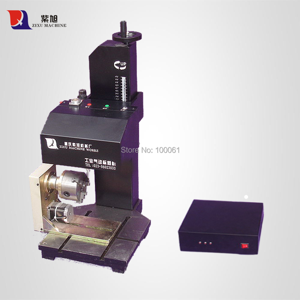 New Cheap CNC Pneumatic Engraving Machine Marking on Metal cheap metal cnc pneumatic marking machine spare parts