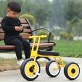 Simples Crianças Triciclo Bicicleta do Miúdo para 12M-5 Anos Passeio Do Bebê no Carrinho De Criança