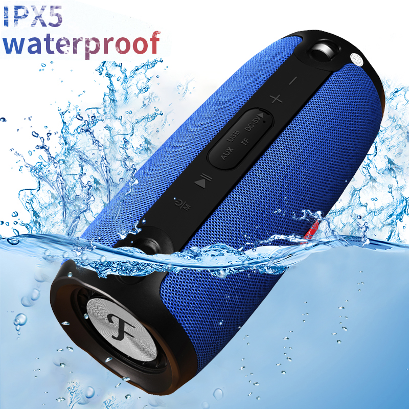 Bluetooth Lautsprecher Spalte Drahtlose Portable <font><b>Sound</b></font> Box 20W Stereo Subwoofer Fm Radio Boombox <font><b>Tv</b></font> Tf Aux Usb Pc <font><b>Sound</b></font> <font><b>bar</b></font> Für Xiaomi image