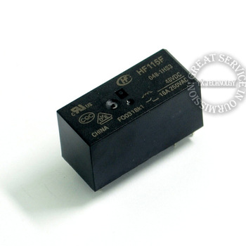HF115F/048-1HS3 hongfa relays 48VDC group often 6 feet 16A250VAC JQX-115F