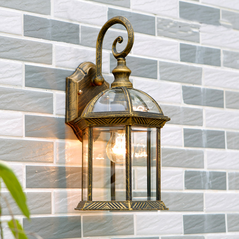Outdoor Wall Lights Garden Courtyard led Outdoor Lighting Wall Lamps Waterproof Balcony Outdoor Lamp Door Exterior Wall lamps exterior wall sconce garden fence outdoor lighting garden lamp waterproof outdoor light fixtures backyard lights balcony lamps