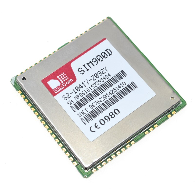 SIMCOM SIM900D GSM/GPRS module! In store promotions are new and original.We proxy SIMCOM(China (Mainland))