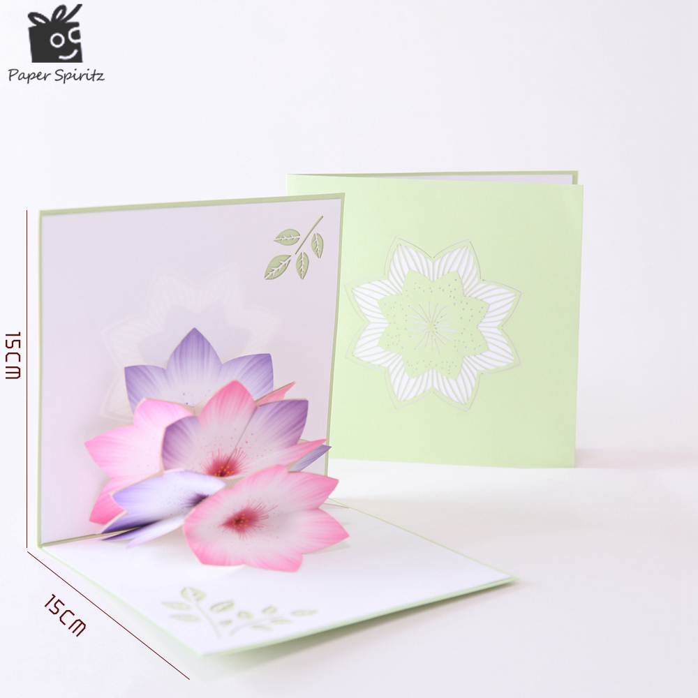 The Mother S Day Birthday Greeting Thank You Post Cards 3d The