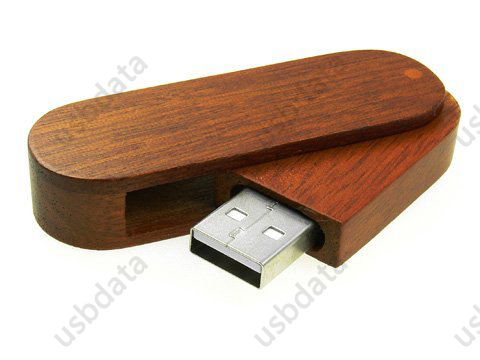 Pöörlev puidust USB-mälupulk 64GB 128GB 16GB 32GB USB 2.0 pliiatsi - Väline salvestus - Foto 3