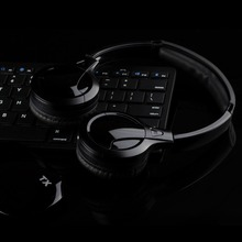 FM Wireless RF Stereo TV Headphones with Upgraded Auto Scan & Auto Sleep Feature