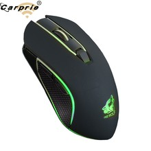 5e848cdf57d (Ship from US) Rechargeable X9 Wireless Gaming Mouse 2400DPI Silent LED  Backlit USB Optical Ergonomic Mute Mice Pro Gamer Wireless Mouse 90214