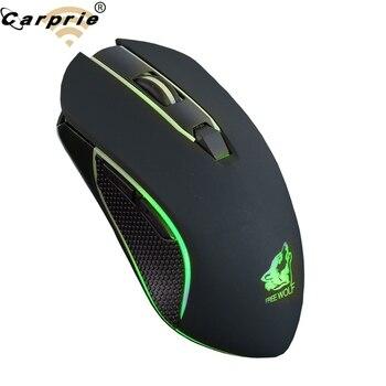 10fdd1b443f Rechargeable X9 Wireless Gaming Mouse 2400DPI Silent LED Backlit USB  Optical Ergonomic Mute Mice Pro Gamer