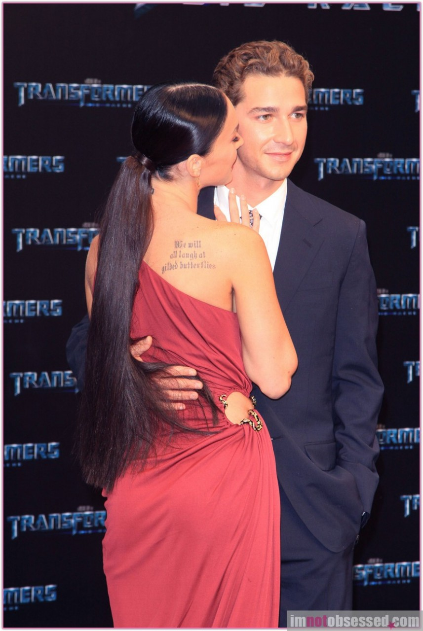 53a3c96fc1 Megan Fox Sexy Red One Shoulder Prom Dress Premiere of Transformers 2 in Berlin  Red Carpet Evening Dresses on Aliexpress.com   Alibaba Group
