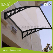 YP80100 80x100cm 80x200cm 80x300cm Window Door Awning Sun Shade Canopy Shelter Hollow Sheet PC Protector