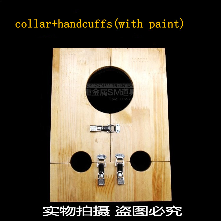 лучшая цена Natural wood Handcuffs for sex slave collar wooden flail bdsm bondage restraint adult game sexual slavery sexy toys for couple