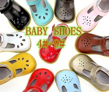 high quality children's sandals leather single shoes kids Summer Cool Shoes Toddlers Infant Kids Shoes Genuine Leather