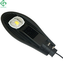 50W Street Light 12V 24V Aluminum COB Highway Plaza Garden Park Path Streetlights Waterproof Outdoor Lighting Solar Road Lights(China)