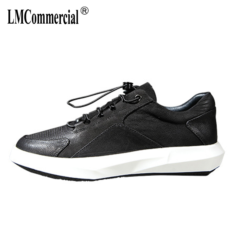 spring autumn summer 2018 new men's shoes British retro casual shoes men all-match cowhide men's Genuine Leather casual shoes spring summer new style leather casual shoes slip on all match men flat shoes british style high quality anti odor men shoes