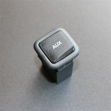 For Octavia Superb Fabia Yeti AUX audio interface audio plug armrest box Interface IZD 035 475 5GD CN PA6GF30