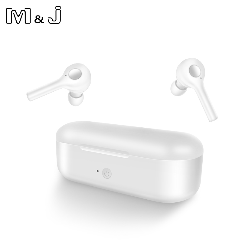 M J New Tws Mini Bluetooth Earphones And Sports Earbuds With Bluetooth 5 0 Geekyviews