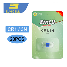 20pcs original CR1/3N 2L76 K58L DL1/3N 5018LC CR11108 3v Lithium Battery стоимость