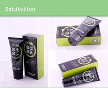 Bamboo Charcoal Black Mask Face Care Deep Cleansing Purifying Blackhead 3 Steps Black Head Remover Acne Nose Mask