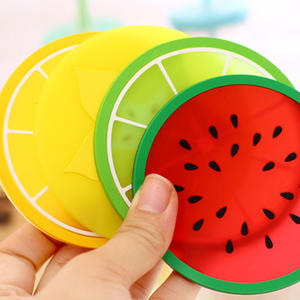 feiqiong Coaster Silicone Cup Mat Pad Drink Holder