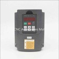 Привод переменной частоты Инвертор 3KW 380 В 400 Гц VFD инвертор