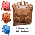 Baby Toddler Kid Child Cartoon Backpack Schoolbag Shoulder Bags With Security Strap School Satchel Rucksack