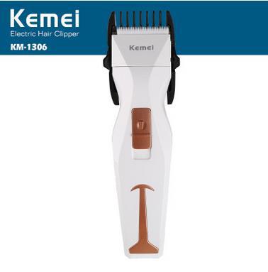 KM-1306 universal ultra-silencioso buzzer cerâmica lavagem do corpo plug-in para o corte de cabelo à prova d' água