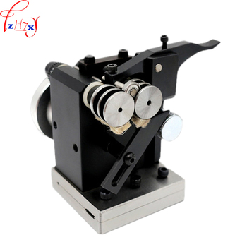 New precision small punch grinding manual needle grinder machine mini punch grinding machine tool equipment 1pc