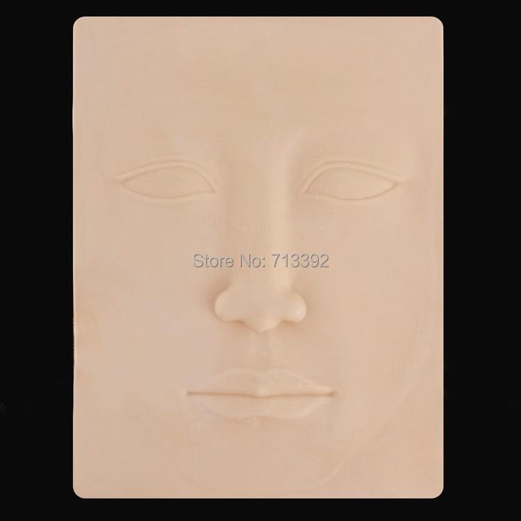 Դեմքի 3D պրակտիկա Մաշկի մշտական - Դաջվածքներ և մարմնի արվեստ