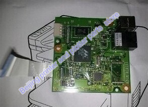 Free shipping 100% test  for laser jet HP1606 P1606DN Formatter Board RM1-7623-000CN RM1-7623 printer part on sale