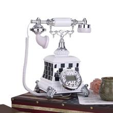лучшая цена European antique    retro fashion luxury gifts home landline phone Garden telephone