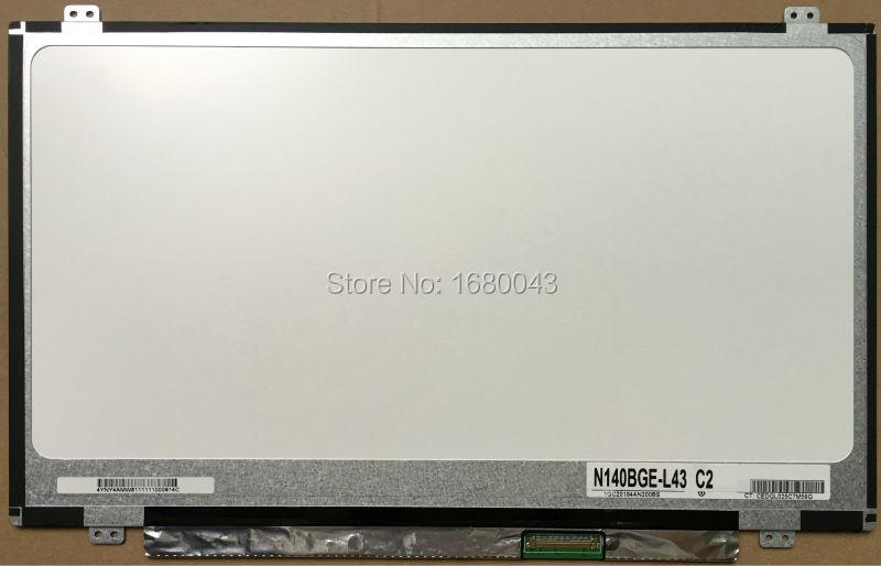 N140BGE-L43 C2 fit N140BGE-L42 N140BGE-LB2 N140BGE-L31 N140BGE-L41 N140B6-L06 HB140WX1-500 HB140WX1-600 300 40 pin N
