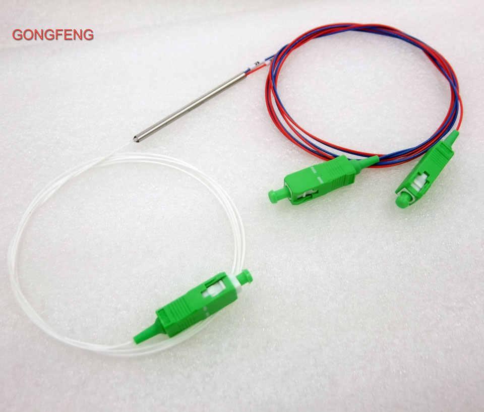 Special Wholesal10pcs New 0.9mm SM Steel Tube 1x2 Mini Blockless SC/APC 2  Ports Pull cone Fiber Optic PLC Splitter Wire harness|wiring harness|harness  wiresc sc - AliExpresswww.aliexpress.com