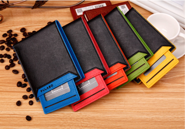 New arrived fashion porte feuille male leather short slim thin wallets purses carteira masculina monederos carteras hombre 5 2016 new carteira masculina wallet women card case male ultra thin genuine leather lovers wallets carteira feminina carteras