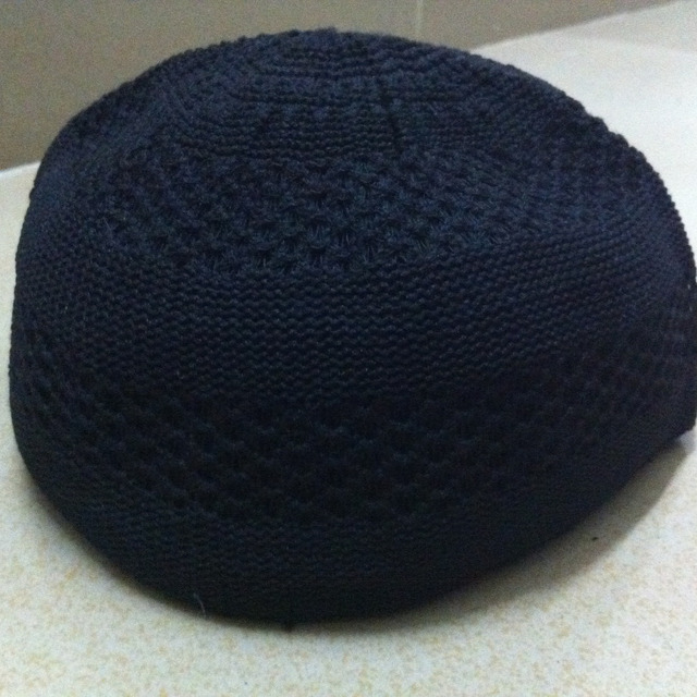 Kufi Cap Crochet Pattern