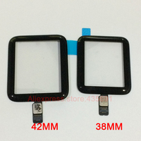 5Pcs Free DHL Original Touch Panel Digitizer 38mm 42mm Screen Front Glass Lens Assembly For Apple Watch Series 2 3 Repair Parts