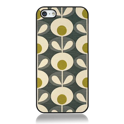 finest selection dad65 59bdc US $6.88 |Free shipping Custom Orla Kiely Folio Back case for iphone 4 4S  CASES,Orla kiely cell phone bag hard case cover TTBJ 0199 on Aliexpress.com  ...