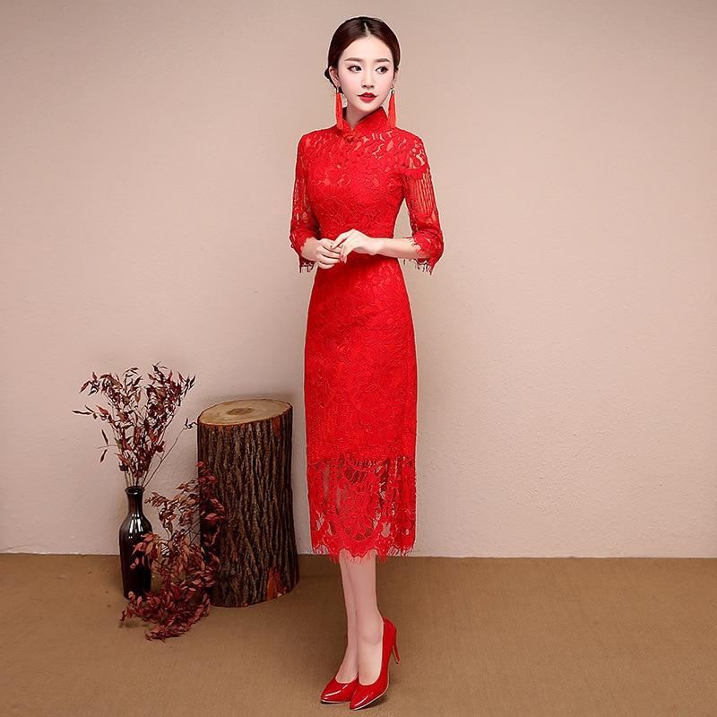 Magnífico Vestido Novia Rojo Ideas Ornamento Elaboración Festooning ...