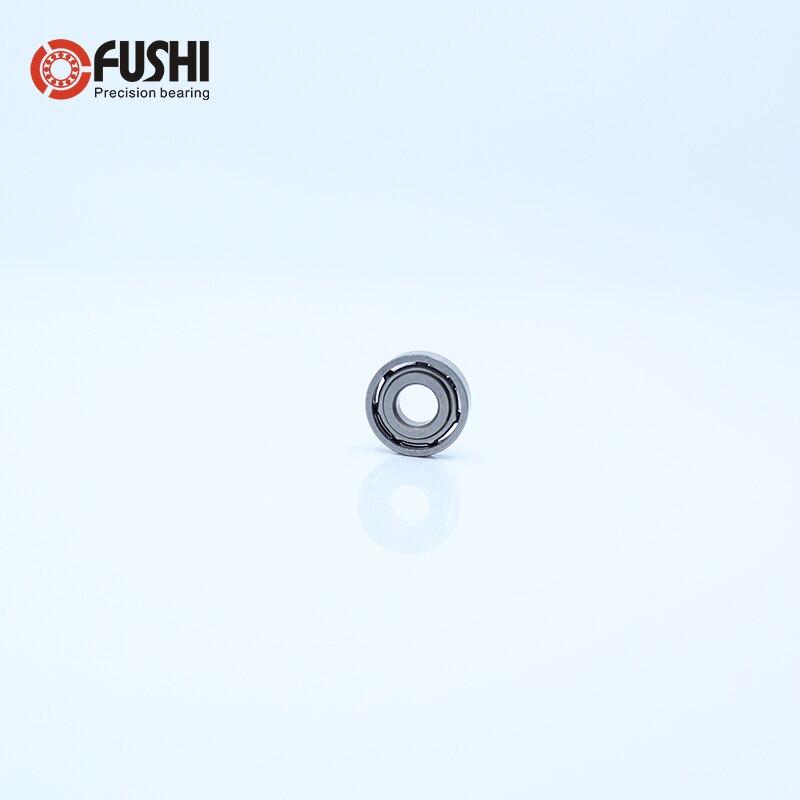 S681W1.5 OPEN Bearing ABEC-1 5PCS 1*3*1.5 mm Miniature Stainless Steel Ball Bearings S 681W1.5 ML1003 L-310W51 MR31