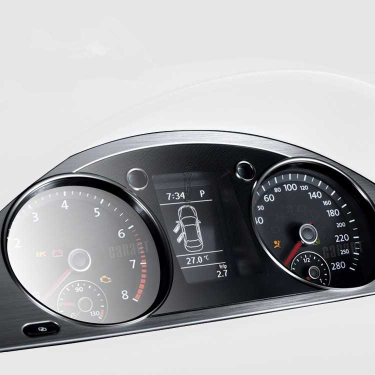 High Penetration Scratch Resistant Instrument Panel Protective Film For Volkwagen CC Z2EA194
