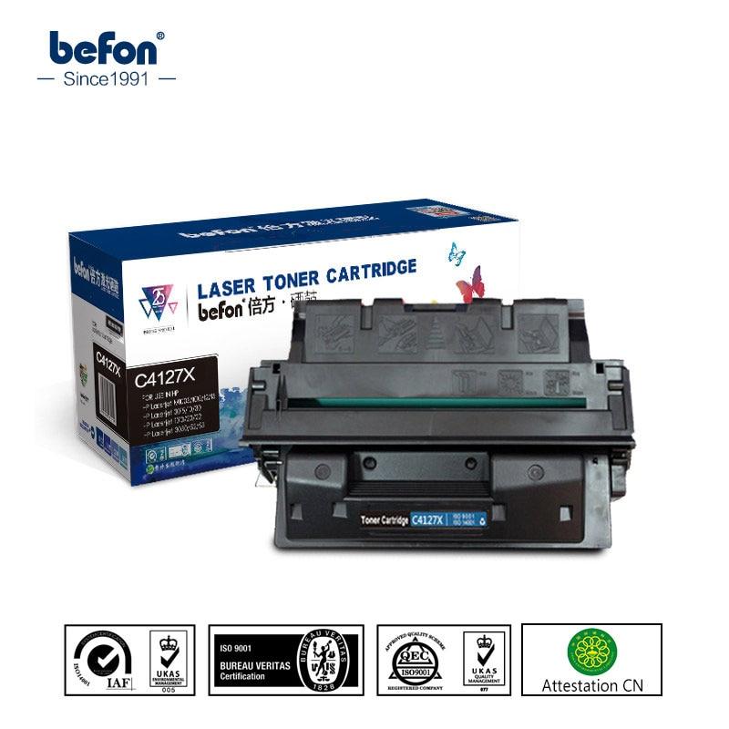 Befon c4127a 4127a 4127 Toner Kompatibel für HP LaserJet 4000 4000 teile...
