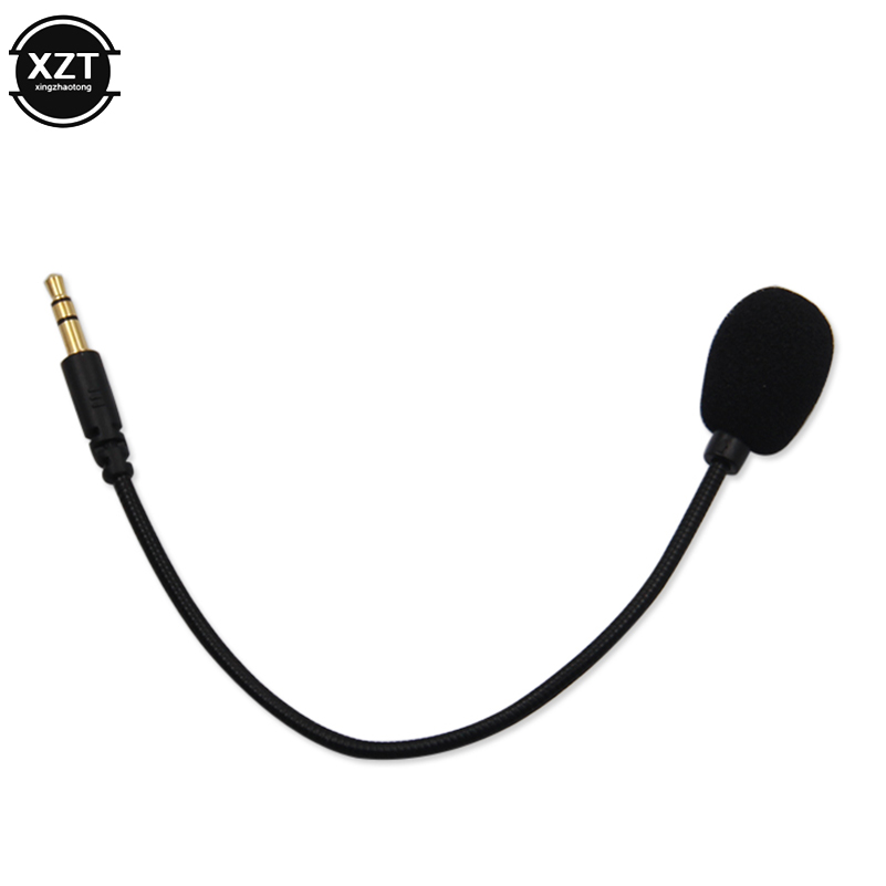 Portable 3 5mm Wired Stereo Studio Gaming Headset Mic Mini Hd Voice Mono Microphone For Cell Phone Laptop Recorder Microphones Aliexpress