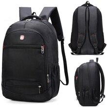 Male 2019 oxford Business waterproof school bag  schoolbag men backpacks for teenage back pack bag bookbag travel casual bags