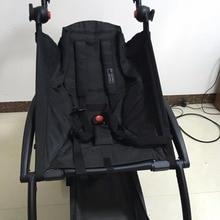 Original YOYO 175 Degree Cushion Brethable Cloth Linen Material for YoyoYoya stroller Babytime Sroller Baby Stroller Accessories