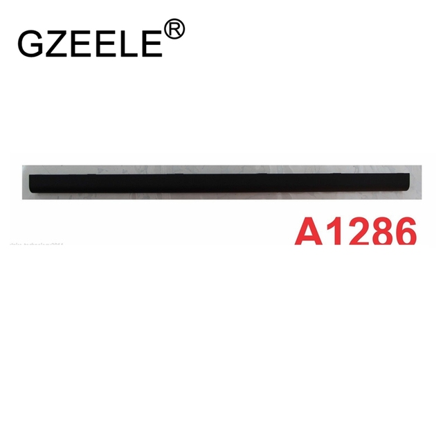 sports shoes b75b6 570fe US $7.25 15% OFF|GZEELE NEW DISPLAY HINGE CLUTCH COVER for Apple for  MacBook Pro 15